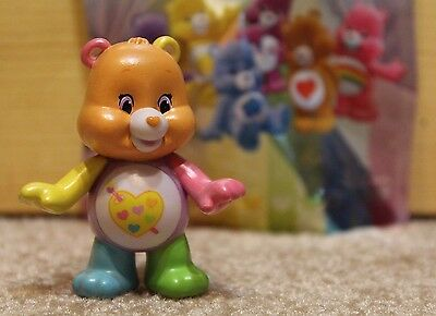 Care Bears SEALED Blind Bag Work of Heart Series 3 HTF Rare Chase Figure Pearl