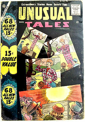 Unusual Tales # 11 (VG) OPG $64