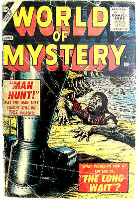 World of Mystery #  1 (fair/G) OPG $40