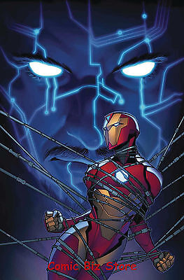 Invincible Iron Man #10 (2017) 1St Printing Bagged & Boarded Marvel