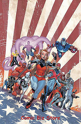 Us Avengers #9 (2017) 1St Printing Bagged & Boarded Secret Empire Tie-In