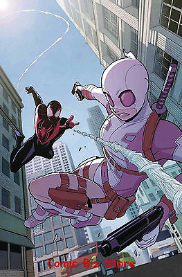 Gwenpool #19 (2017) 1St Printing Bagged & Boarded