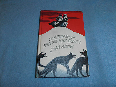 The Wolves Of Willoughby Chase By Joan Aiken 1962 Book
