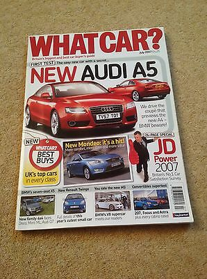 What Car Magazine - July 2007