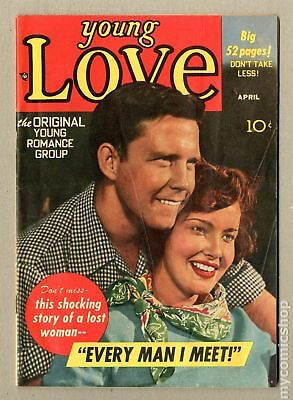 Young Love (1949-1957) #8 GD 2.0