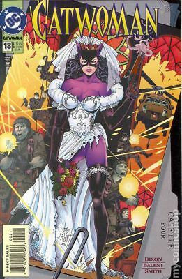 Catwoman (1993 2nd Series) #18 VF
