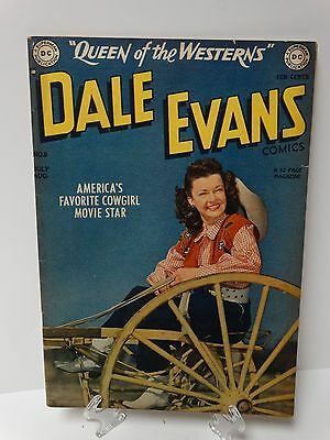 1948 Dale Evans Comics #6 Very Good Condition Range Never Read! From Estate