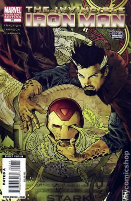 Invincible Iron Man (2008) #22B FN