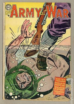 Our Army at War (1952) #27 GD 2.0