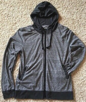 BCG Youth XL 12/14 Hoodie T-shirt Jacket Gray