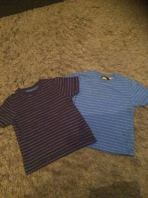 Pair Of Boys T-Shirts , Size: 12-18 Months X2