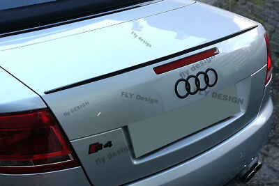 AUDI A8 D3 4D 2003-2008 becquet CARBON mould tailgate duck tail new spoiler lid