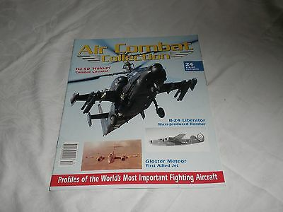 TWO AIR COMBAT OLD MAGAZINES No24 & No.26 Includes B-24 LIBERATOR & MIRAGE 2000