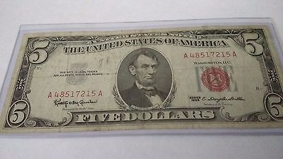 ** Mixed Lot - Red Seal, Star Note, Silver Certificate **