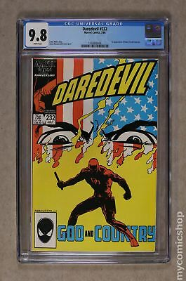 Daredevil (1964 1st Series) #232 CGC 9.8 1350838006