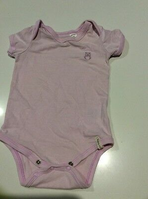 Cotton On baby girl onezie/ bodysuit size 3 to 6 months / 00