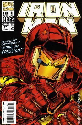 Iron Man (1968 1st Series) Annual #15 FN
