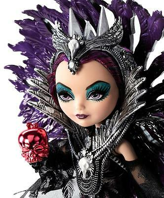 Ever After High Spellbinding Fashion Doll - Raven Queen Daughter of Evil Queen