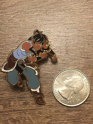 "Nickelodeon The Legend Of Korra ""Pro-Bender"" Korra Fantasy Hard Enamel Pin"