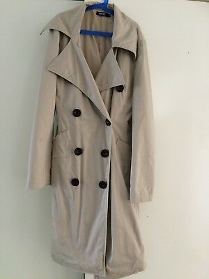Maternity trench Coat Size S