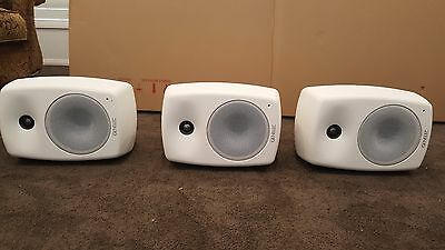 Genelec 8040a speakers