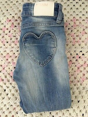 Girls H&M Jeans Size 4