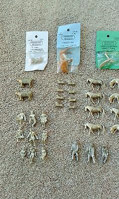 Kerroby Models Farm Annimals & Figurines O Scale