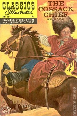 Classics Illustrated 164 The Cossack Chief (1961) #1 GD/VG 3.0 LOW GRADE