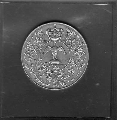 GB 1977 Silver Jubilee Coin