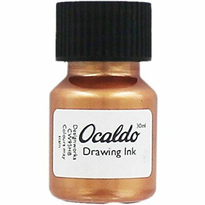 Rose Gold Drawing Ink - 30ml