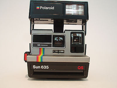 Polaroid camera Sun 635 QS Program