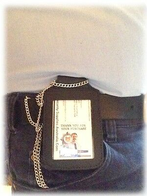 ID Holder - Belt or Neck - Display Your ID from Your Belt