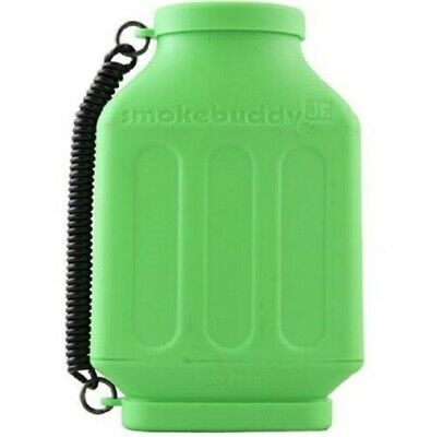 Smoke Buddy Jnr Personal Odor Cleaner Smokebuddy Vape Filter Purifier Lime Green