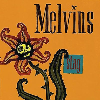 Melvins - Stag  Double LP Vinyl  Third Man Records   New & Sealed