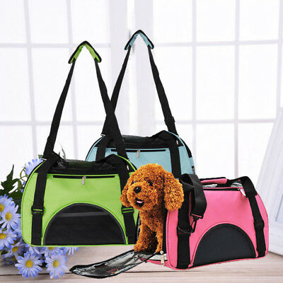 Nylon Handbag Carrier Comfort Pet Dog Travel Carry Bags For Small Animals 2017