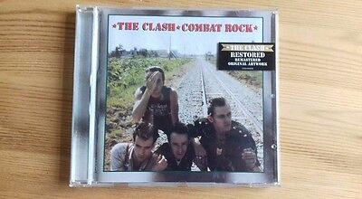THE CLASH- COMBAT ROCK CD 1999 Remastered edition