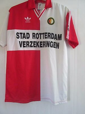 Feyenoord 1992-1994 Home  Football Shirt Size XL /41736