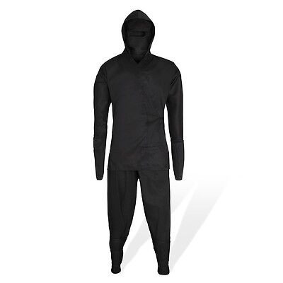 Ninja Uniform - Adult Ninja Suits Perfect for training or Halloween Fancy Dress