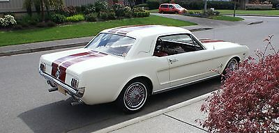 1966 Ford Mustang coupe 1966 mustang coupe