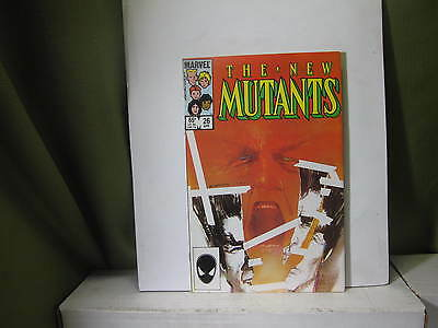 The New Mutants 26 1st Legion F/VF FX TV Show Marvel Comics