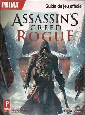 assassin's creed rogue - Guide Strategy - Art - Book FR