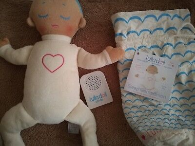 Lulla doll with bag