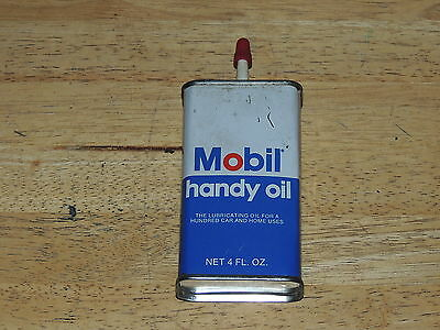 Mobil Handy Oil Can Empty