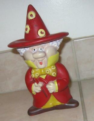 70s CAMPBELLS SOUP WIZARD OF O'S VINYL PLASTIC ADVERTISING FIGURE VERY NICE SHA