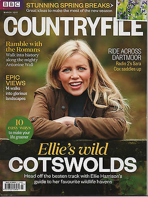 Countryfile magazine - Issue 122 - March 2017