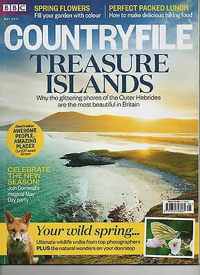 Countryfile magazine - Issue 124 - May 2017