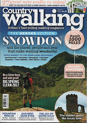 Country Walking magazine - Issue 364 - March 2017