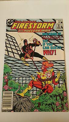 The Fury Of Firestorm #29 (1984) 1St Appearance Of Slipknot! Suicide Squad Movie