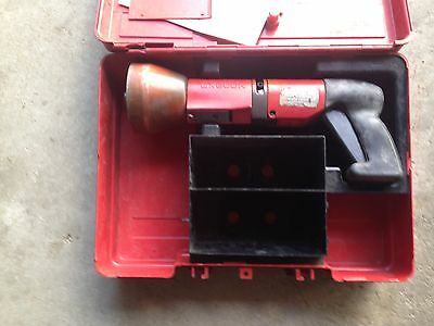 Hilti DX 600-N Powder Actuated Tool ( wont last)