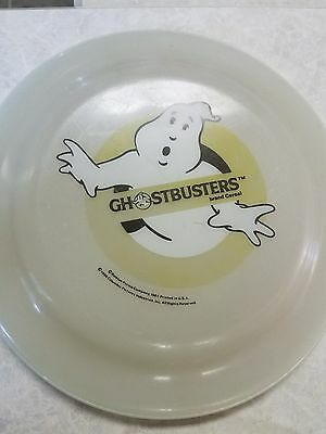 Vintage 1986 Ghostbusters Cereal Mail Order Frisbee Promotional
